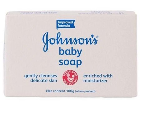 Jabon Johnsons Baby 100gr Original USA