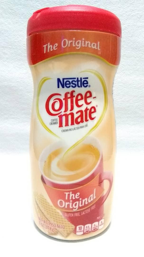 Coffee Mate Nestle 312g. Original USA