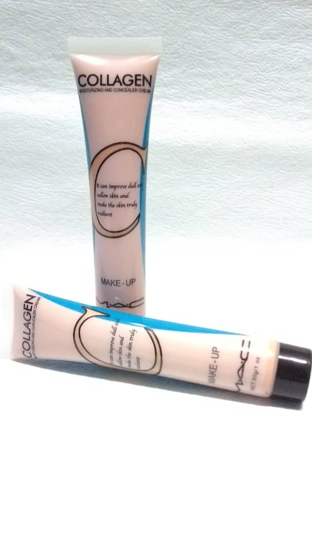 Base Mac Collagen  Surtidas